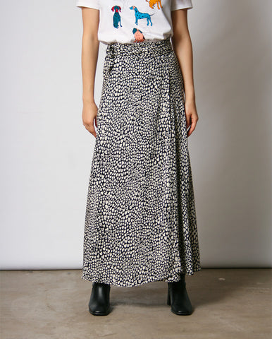 Bobo Skirt Off White/Black