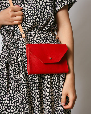 Mini Satchel RED