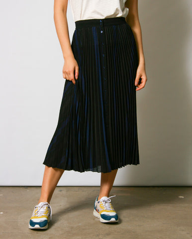 Chiara Skirt AuroStripes