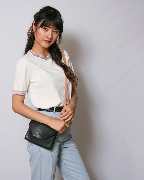 Mini Satchel BLACK