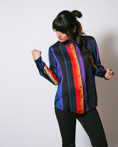 Multi Stripe Shirt MULTI
