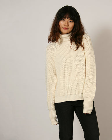 Zinzi Pullover Off-White