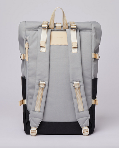 Bernt Rucksack Multi Grey/Black
