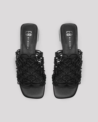 Leinani Slip On BLACK