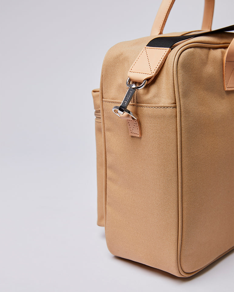 Emil Holdall Beige / Natural Leather