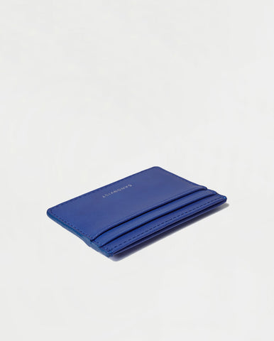 Fred Card Holder Blue