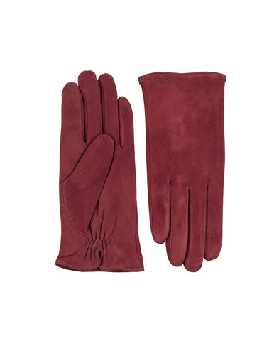 Helen Glove Dark Red