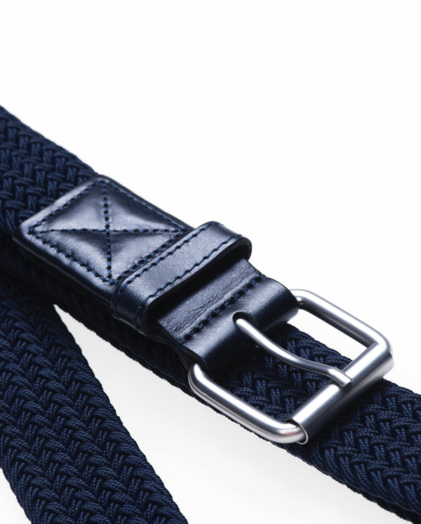 Jackson Belt Dark Navy