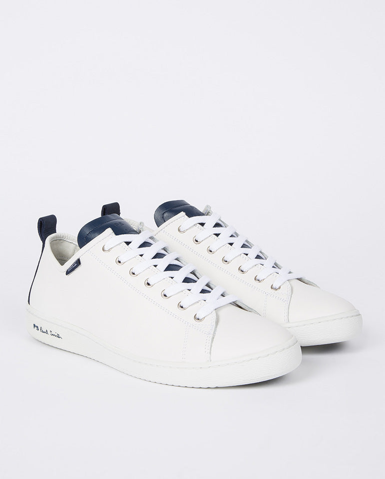 Miyata Blue Tongue Trainer White/Navy