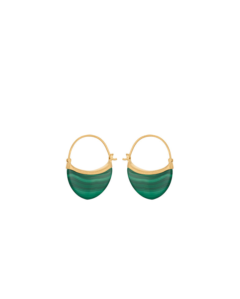 b94d5e2f7 Pernille Corydon Malachite Earrings – Meet Bernard