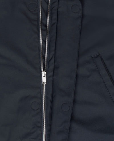 Reece Coat Dark Navy