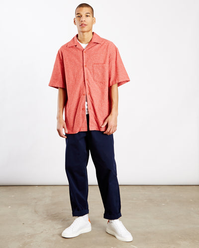 Mitchum Shirt RED