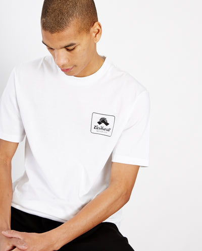 Peace State T-Shirt WHITE