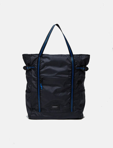 Roger packable Rucksack Black