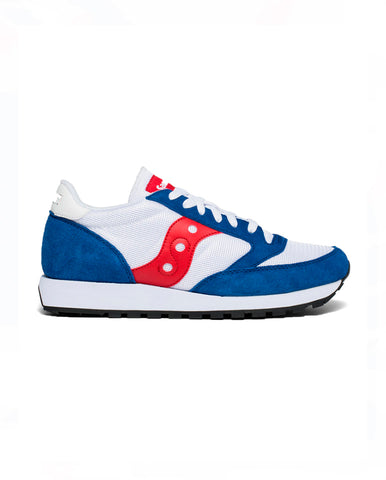 Jazz Original White/Blue/Red