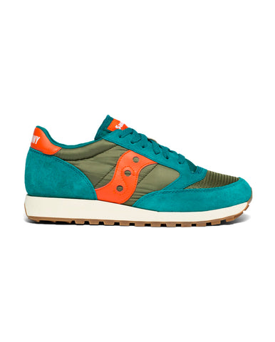 Jazz Original Teal/Olive/Orange
