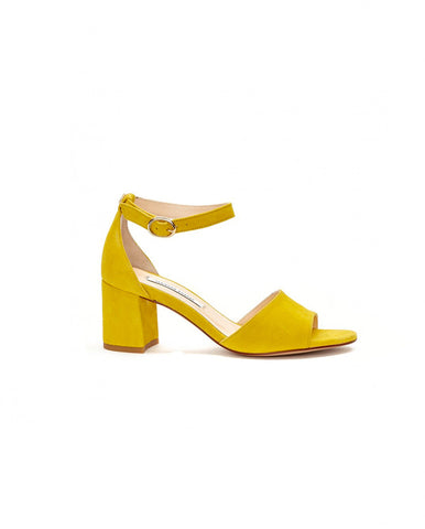 Yasmine Pump YELLOW