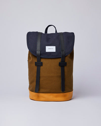 Stig Rucksack MULTI BLUE/GREEN