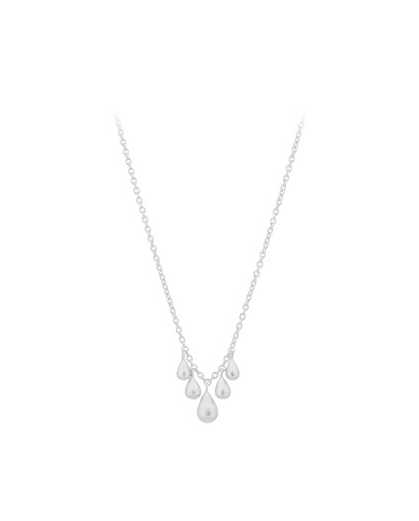 Waterdrop Necklace SILVER