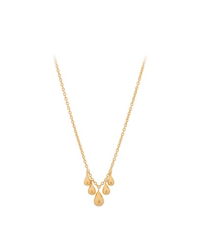 Waterdrop Necklace GOLD