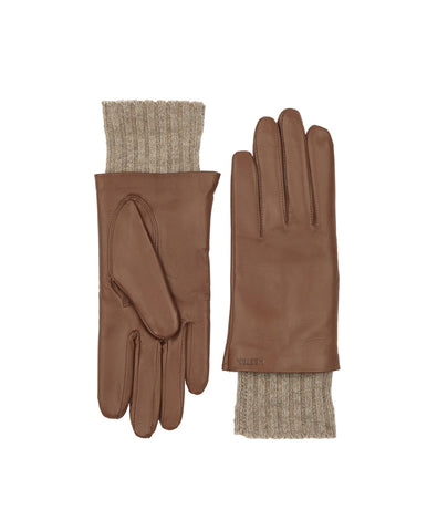 Megan Glove LIGHT BROWN