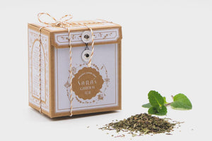 Organic Peppermint Tea Box - 50g