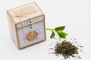 Organic Green Tea Box - 50g