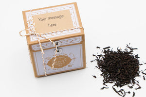 Organic English Breakfast Tea Box - 50g