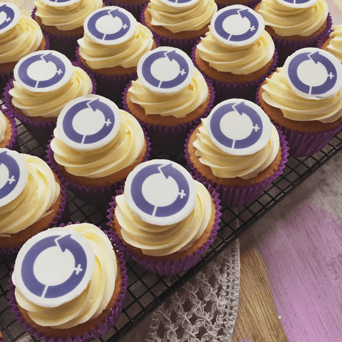 International Women's Day Cupcakes