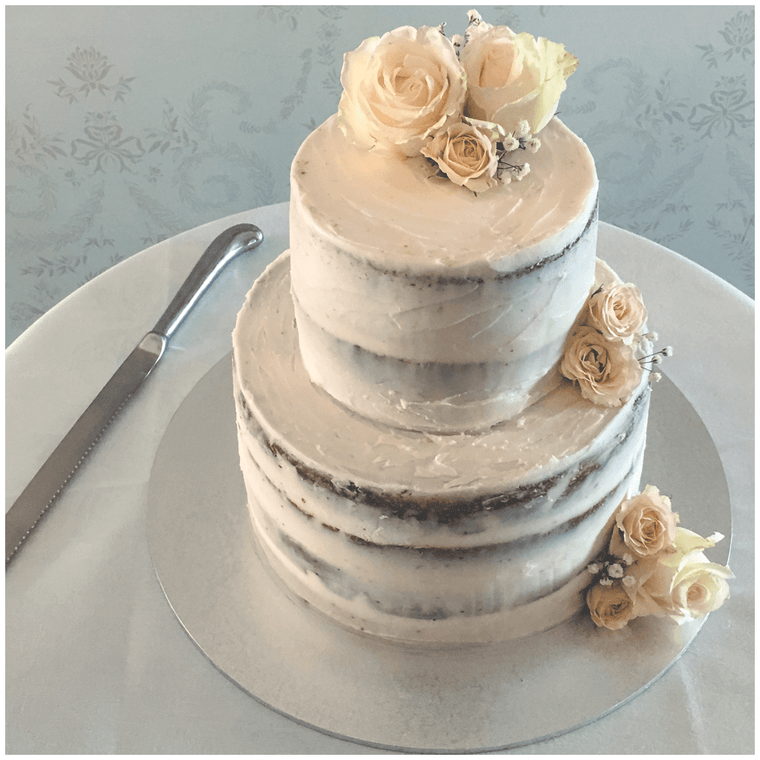 Dairy-free Wedding Cake Sydney