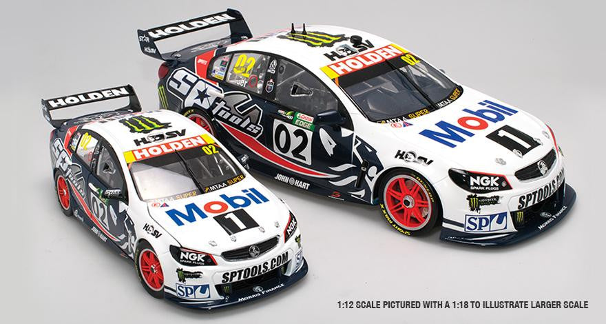 Biante Announce 1:12 Scale V8 Supercars Range
