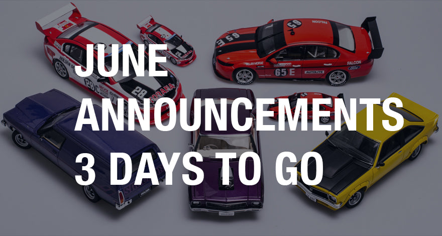 June announcements reminder