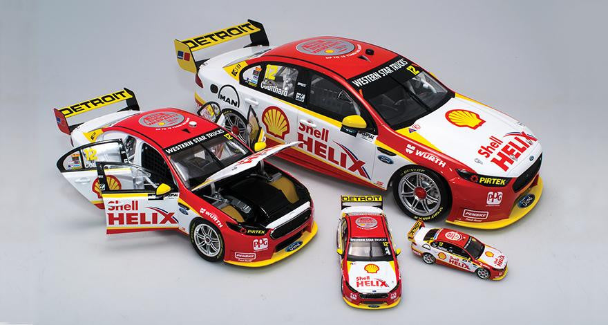 New Model Announcements: DJR Team Penske