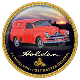 Holden Workhorses Enamel Penny Collection
