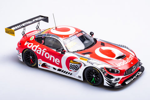 1:18 MERCEDES-AMG GT3 - 2019 BATHURST 12 HOUR