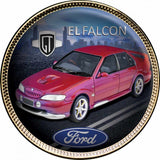 Ford Falcon GT Enamel Penny Collection
