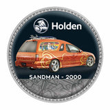 Holden Concept Car Enamel Penny Collection