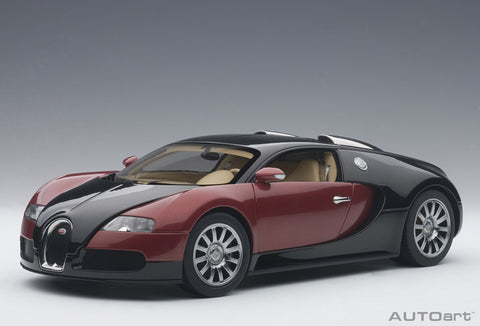 1:18 BUGATTI EB 16.4 VEYRON PRODUCTION CAR