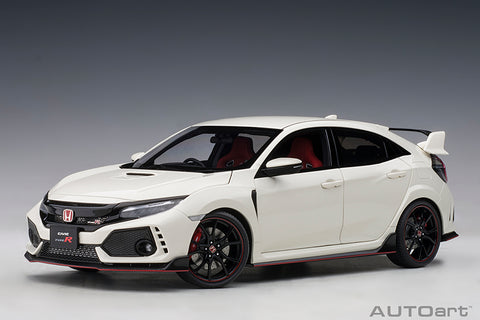 1/18 HONDA CIVIC TYPE R (FK8) (CHAMPIONSHIP WHITE)