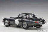 1/18 JAGUAR LIGHTWEIGHT E-TYPE (DARK GREY)