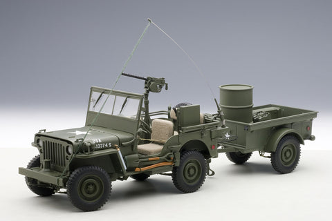 1:18 WILLYS JEEP