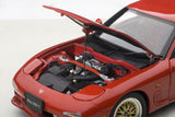 1:18 MAZDA RX-7(FD) TUNED VERSION