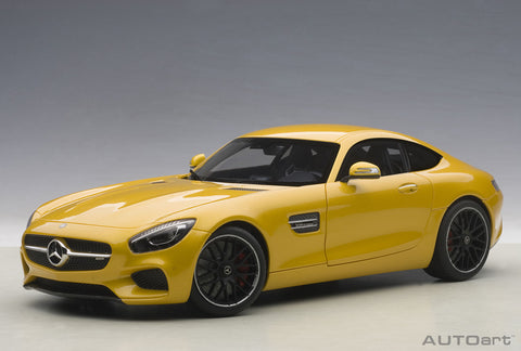 1:18 MERCEDES-AMG GT S