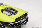 1/18 LAMBORGHINI CENTENARIO ROADSTER (VERDE SCANDAL/SOLID LIGHT GREEN)