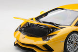 1/18 LAMBORGHINI AVENTADOR S (New Giallo Orion / Pearl Yellow)