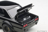 1/18 NISSAN SKYLINE GT-R (KPGC-10) RACING 1972 (BLACK)