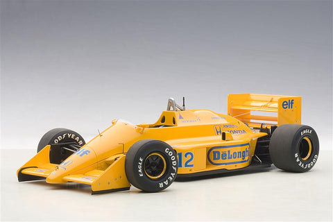 1:18 LOTUS 99T HONDA F1 JAPANESE GP 1987