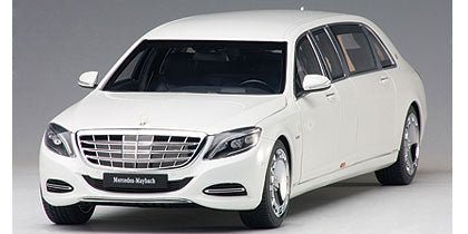 1:18 MERCEDES -MAYBACH S 600 PULLMAN