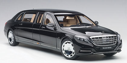 1:18 mercedes maybach s600 pullman – biante model cars