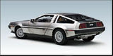 1/18 DELOREAN DMC-12 (SATIN FINISH)